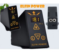 Блок Elfin Power EP-2 (тату блок питание) !!