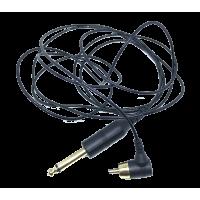 Клип-корд (облегченный) RCA Cable 2.4м. TK KWANTUM