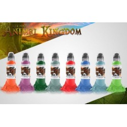 ILya Foam Animal Kingdom Set 16x30ml