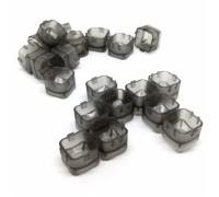 Модульные чашки (конструктор) для туши 100шт.