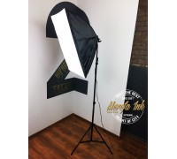 Студийная лампа (комплект)