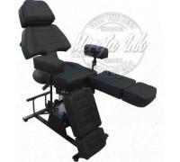 Кресло тату мастера - гидравлическое (кушетка)
